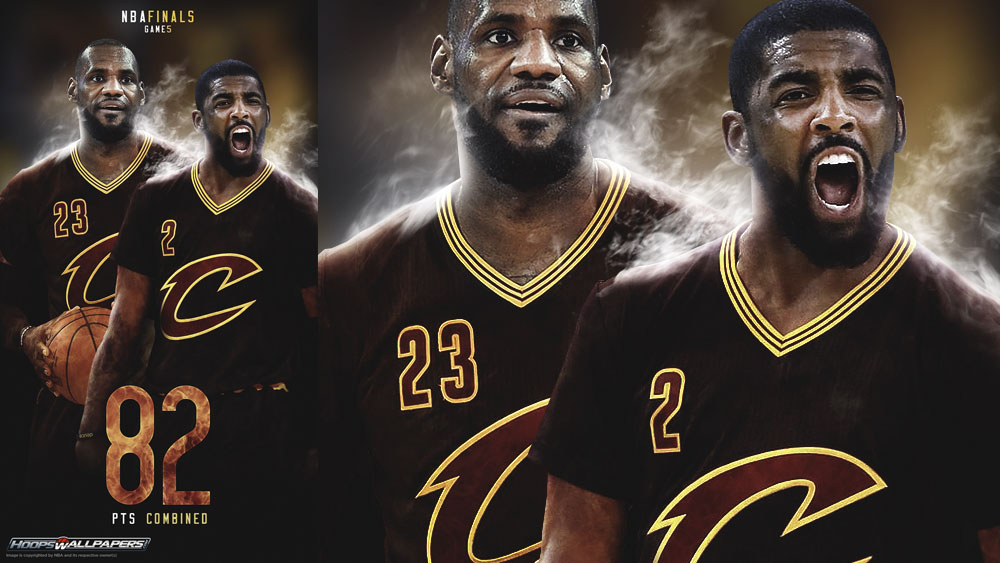 Kyrie Irving Cavaliers Wallpaper
