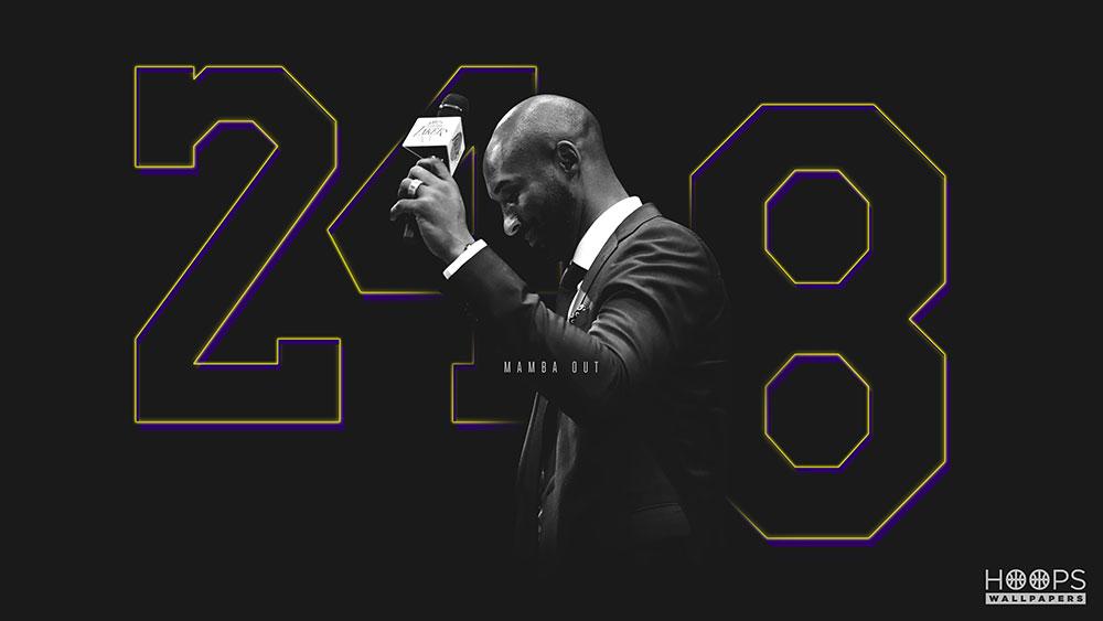 Kobe Jersey Retirement