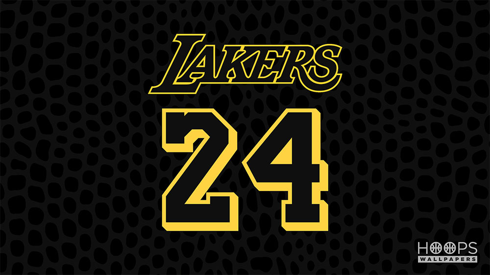 lakers the city jersey wallpaper preview