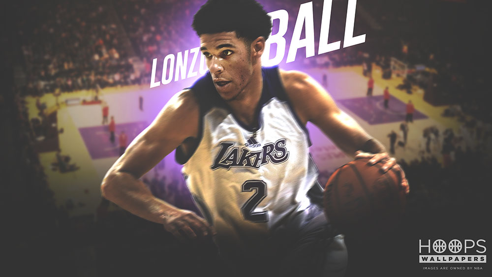 lonzo ball mvp wallpaper