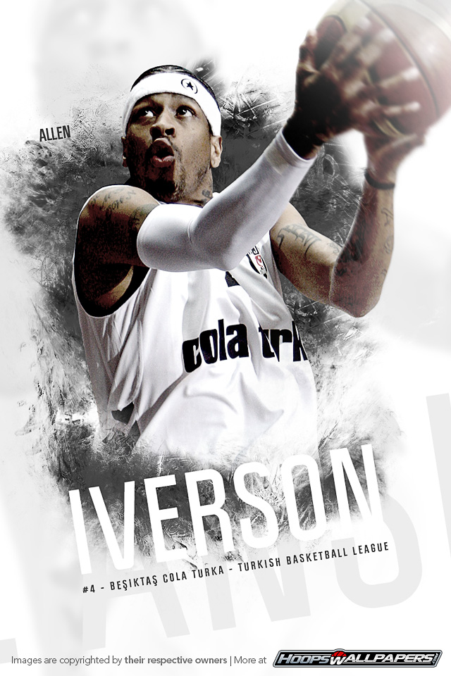 allen iverson wallpaper 76ers. allen iverson wallpaper. Free NBA wallpapers at; Free NBA wallpapers at