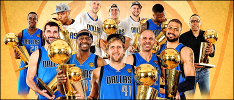 Dallas Mavericks 2011 wallpaper