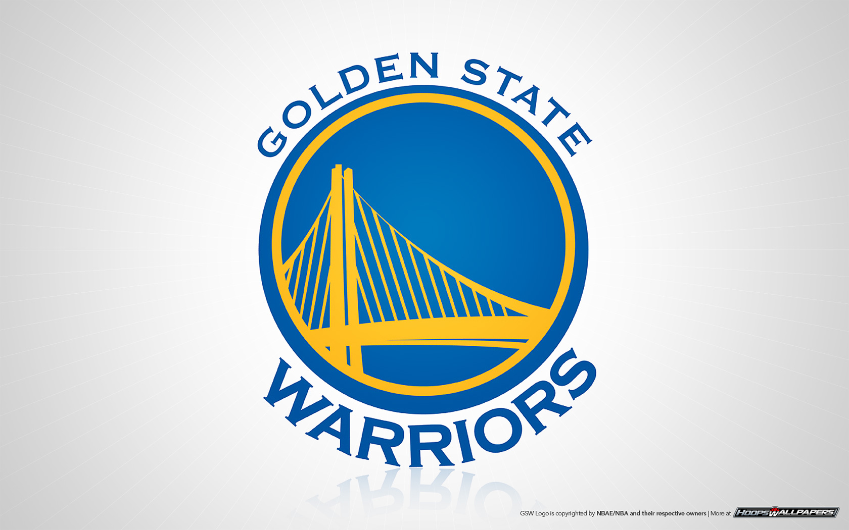 NBA Warriors Logo Wallpaper Golden State 1920x1200