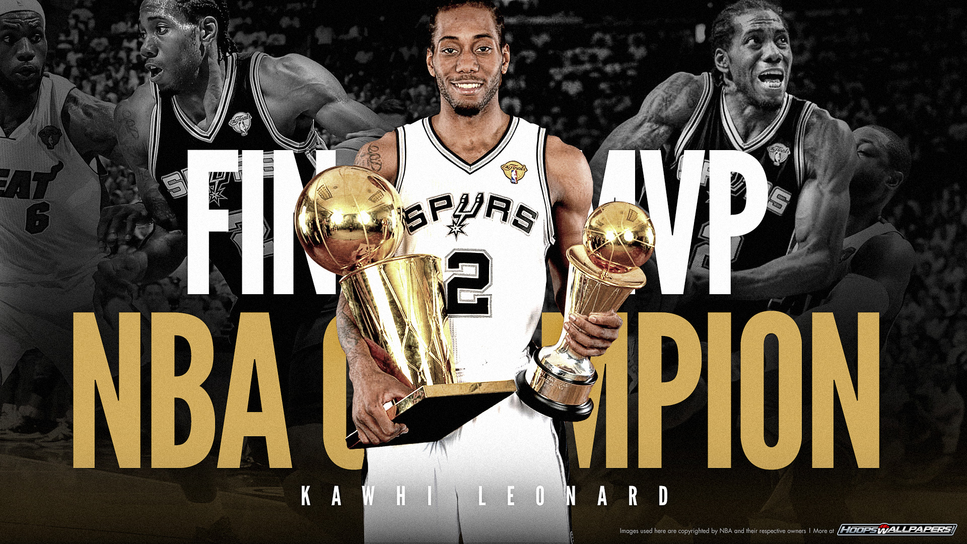 NBA Champion Finals MVP Kawhi Leonard Wallpaper Click On The Image For Full HD Resolution