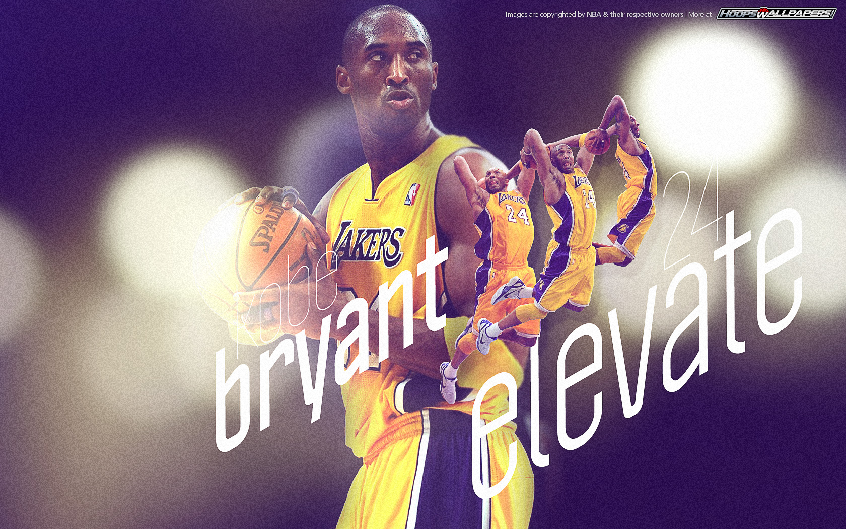 Elevate Kobe Bryant NBA Wallpaper 1680x1050
