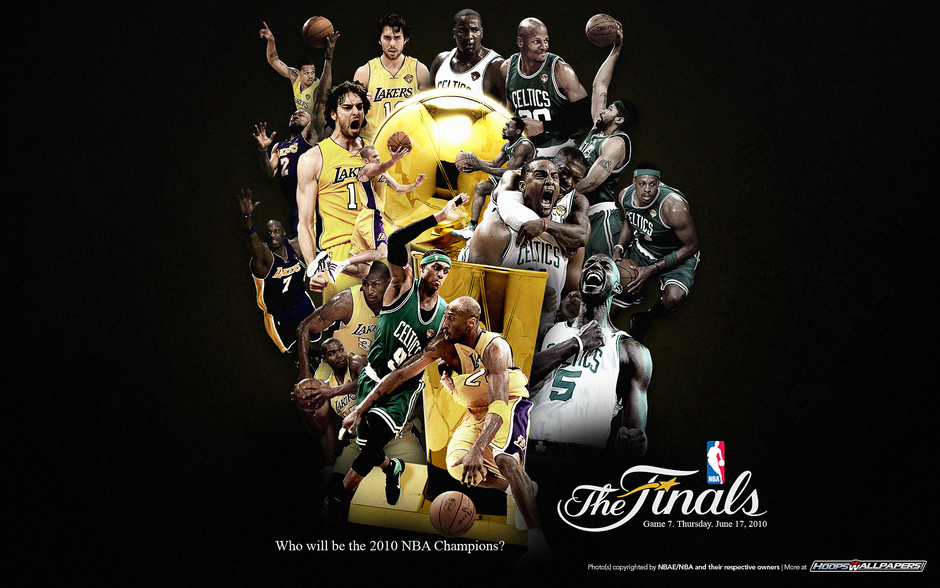 Boston Celtics Game 7 wallpaper 1920×1200 ...