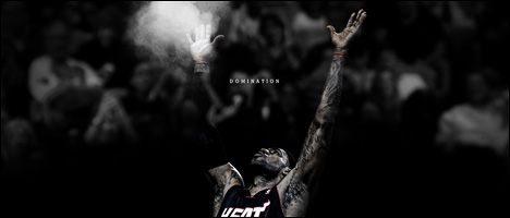 Lebron James Heat wallpaper